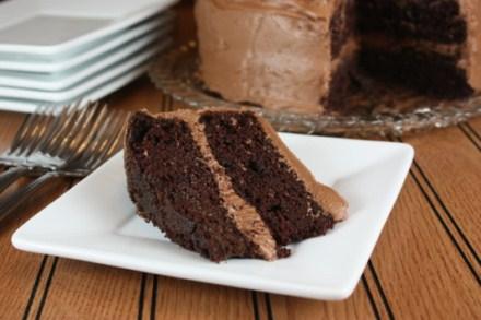Gluten Free Layer Cake