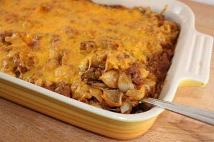 Taco Pasta- Quick and easy dinner