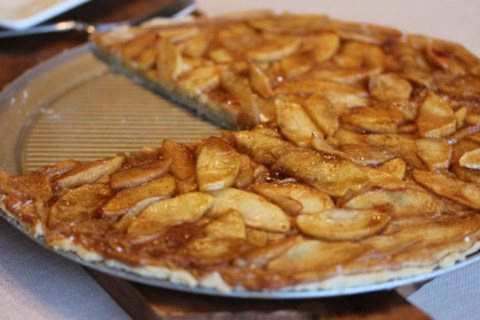 Apple Pizza Recipe — Dishmaps