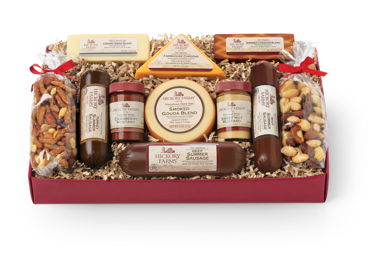 Hickory Farms and a Giveaway