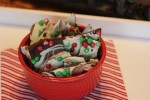 Candy Bar Bark {30 Days of Christmas Recipes}