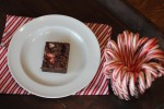 Gluten Free Candy Cane Brownies