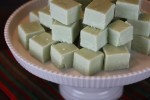 Key Lime Fudge from LynnsKitchenAdventures.com