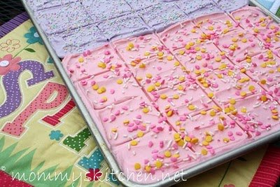 Sugar Cookie Bars {Kitchen Tip}