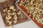 Maple Popcorn from LynnsKitchenAdventures.com