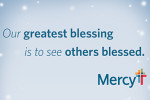 Counting Your Blessings and Blessing Others
