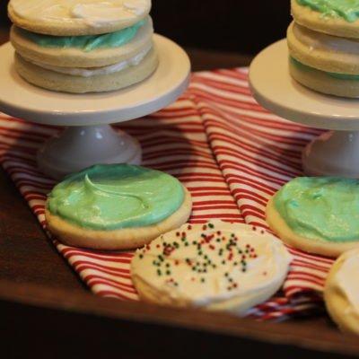 gluten free lofthouse style sugar cookies
