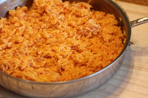 How do you make great Mexican rice?