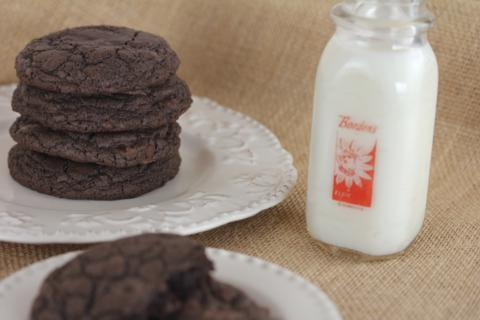 Gluten Free Death By Chocolate Cookies