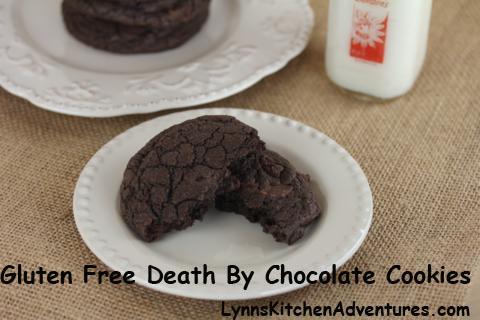 gluten free death by chocolate