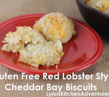 gluten free red lobster biscuits