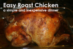 Flora's Easy Roast Chicken