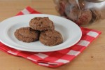 Gluten Free Sour Cream Chocolate Cookies