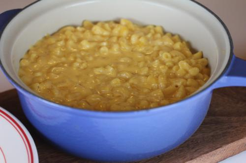 Easy Gluten Free Macaroni and Cheese
