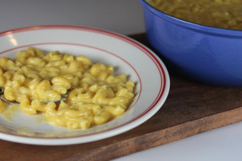 Gluten Free Macaroni and Cheese 4