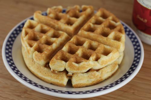 Sorghum Waffles Gluten Free
