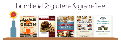 Gluten Free ebook Bundle of the Week