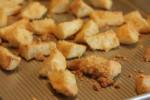 Homemade Baked Jo Jo Potatoes