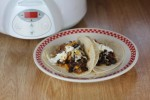 Slow Cooked Mexican Round Steak {And Presentation or Taste?}