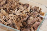Slow Cooked Spicy Pulled Pork