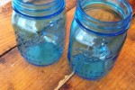 Ball Blue Jars