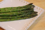 Roasted Asparagus with Balsamic Vinegar_