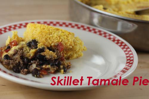 Skillet Tamale Pie_