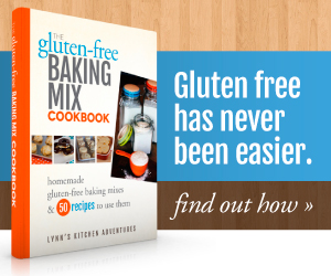 Gluten-Free Baking Mixes