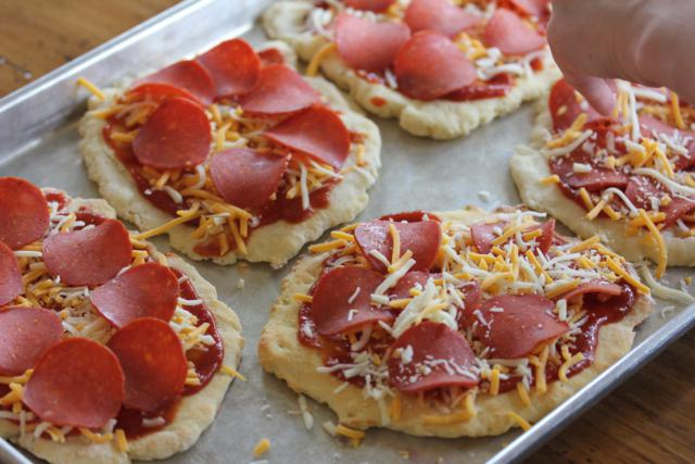 Homemade Frozen Pizza Lynn 39 S Kitchen Adventures