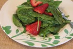 Strawberry Spinach Salad_