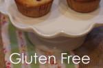 Gluten Free Strawberry Muffins