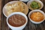 Homemade Slow Cooked Refried Beans