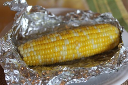 Slow Cooked Corn on the Cob 4