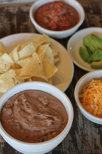 Slow Cooked Homemade Refried Beans_