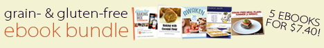 Gluten Free ebook Bundle Sale