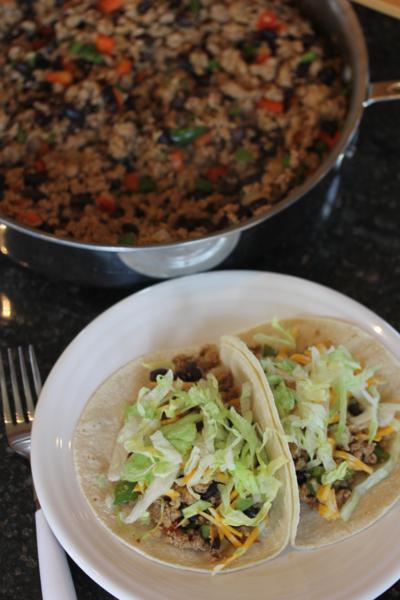 Easy Pork Tacos 2
