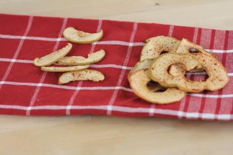 Homemade Apple Chips 5