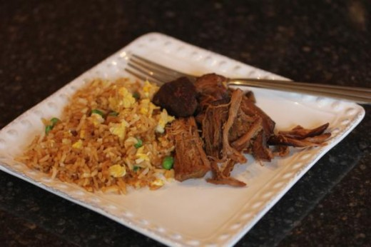 Slow Cooked Asian Barbecue Pork - Lynn's Kitchen Adventures