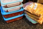 My Freezer Cooking Day and Tips for Freezer Cooking