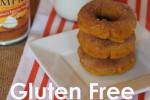 Gluten Free Pumpkin Doughnuts