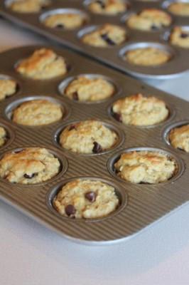Oatmeal Breakfast Muffins- Lynn's Kitchen Adventures