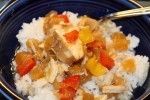 Evies Crock Pot Hawaiian Chicken