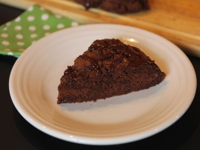 Gluten Free Double Chocolate Scones-