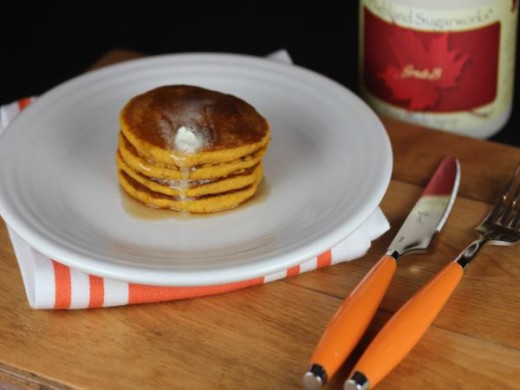 Gluten Free Ihop Pumpkin Pancakes -