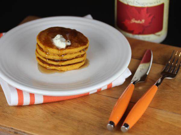 Gluten Free Ihop Pumpkin Pancakes_