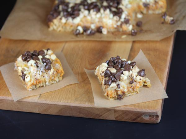 Magic Pumpkin Bars