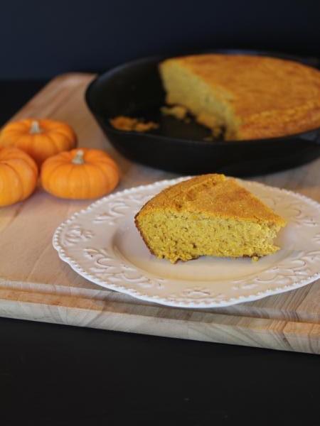 Pumpkin Cornbread_