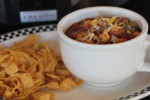 Slow Cooked Three Bean Chili