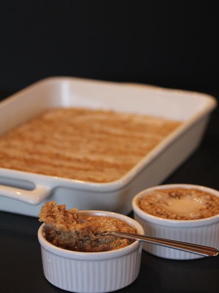 Cinnamon Roll Baked Oatmeal 2