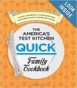Cooks Illustrated Quick Cooking